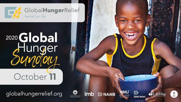 Global Hunger Sunday